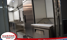 San Benito Food Truck Custom Builder For Sale 47