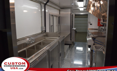 San Benito Food Truck Custom Builder For Sale 60