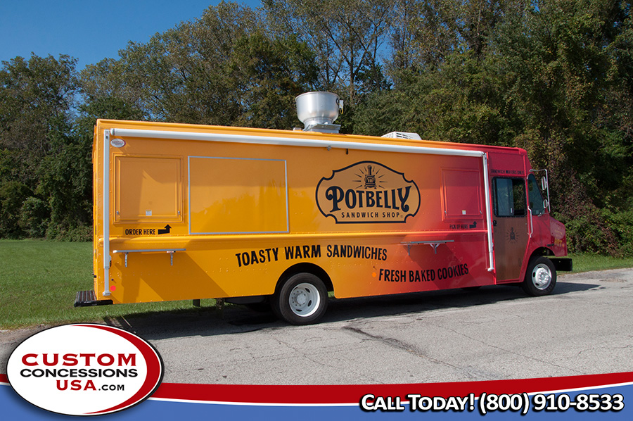 potbelly custom concession trailer
