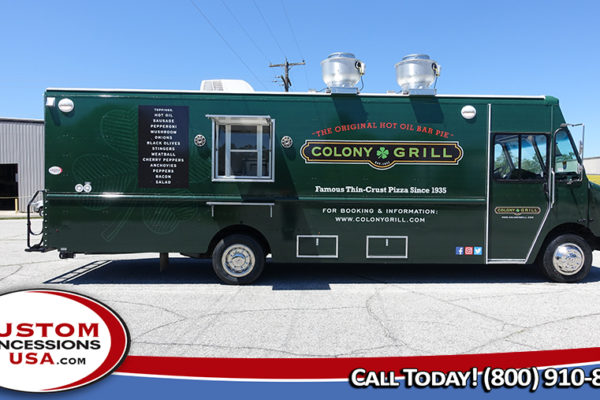 Colony Grill Food Truck