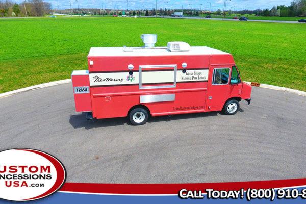 Grand Canyon Lodges Food Truck