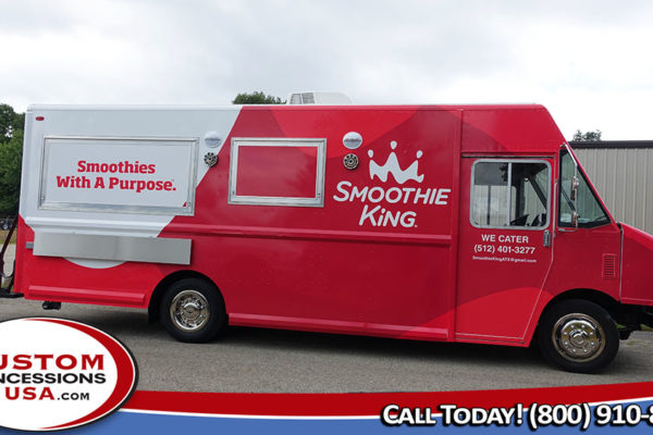 Smoothie King Food Truck